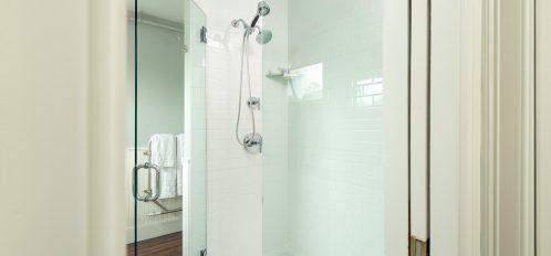 Guestrooms - Serenity Bathroom - Shower
