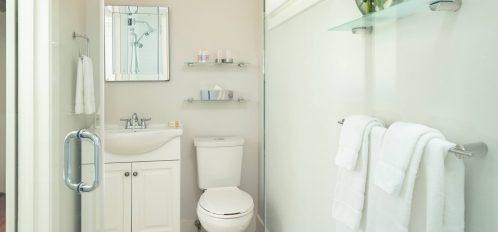 Guestrooms - Tack Bathroom
