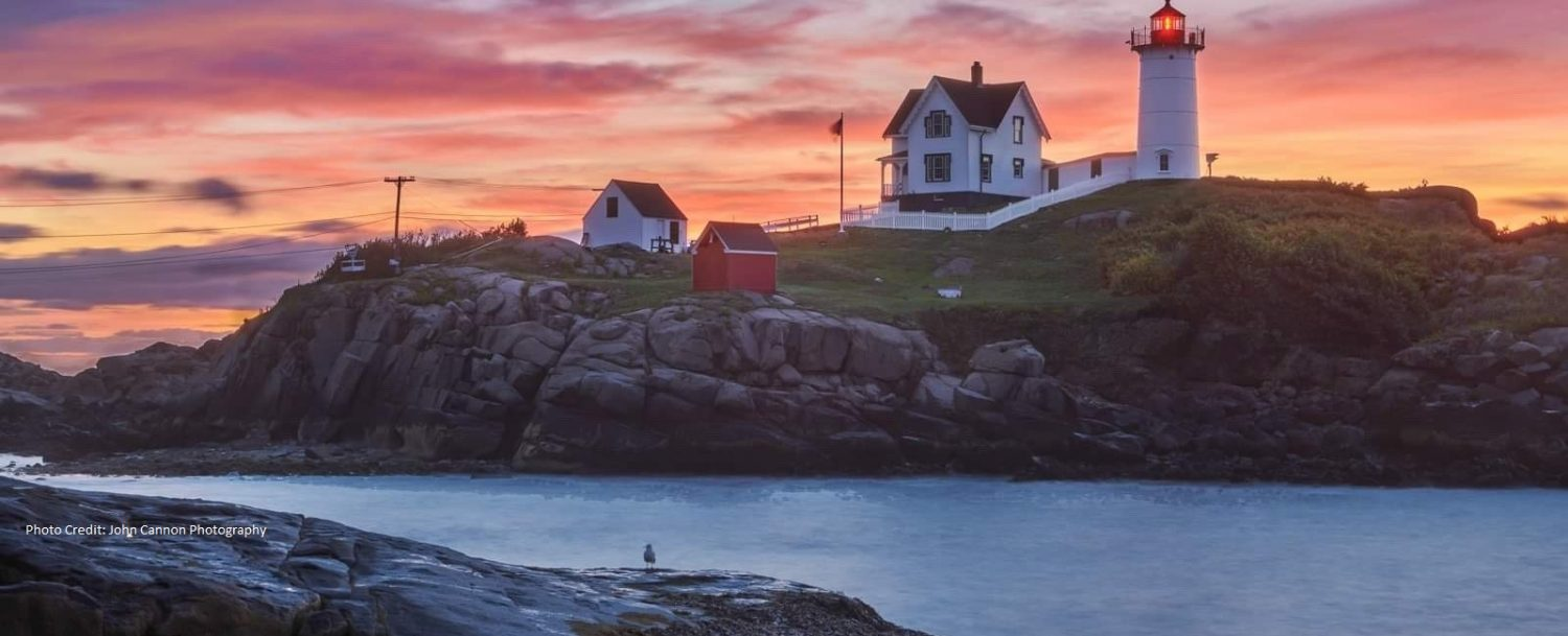 Nubble Light John Cannon Photography