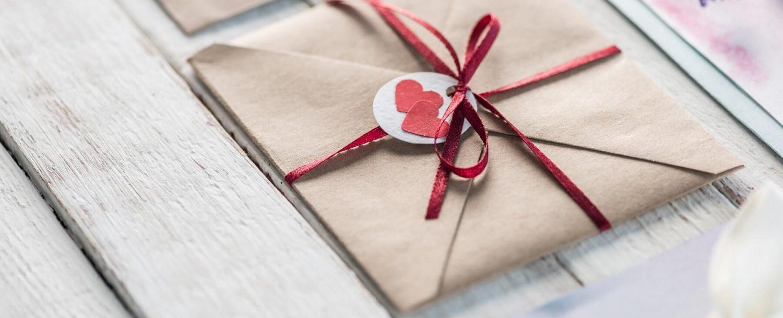 valentines day gift card envelope